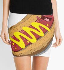 Hot Diggity Dog - with Mustard Mini Skirt