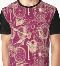 STEAMPUNK FUNK Graphic T-Shirt