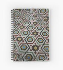 tiling Spiral Notebook