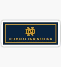 Chemical Engineering Sticker