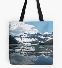 Cameron Lake, Waterton Lakes National Park Tote Bag