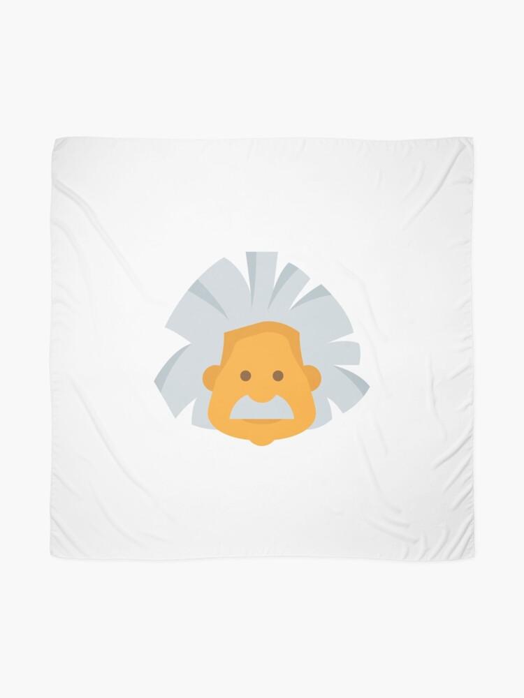 Vista alternativa de Pañuelo Einstein
