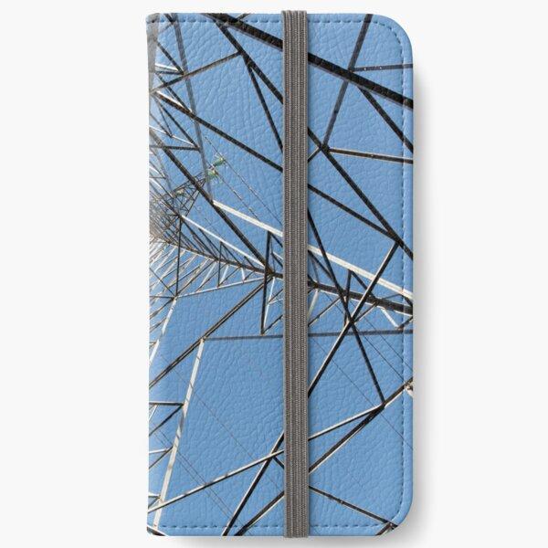 Inside an Electricity Pylon iPhone Wallet