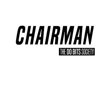 Do Bits Society - Chairman by ohmyjays