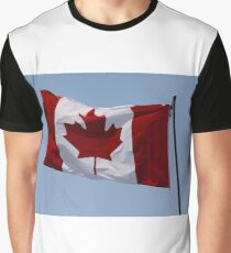 "Happy Birthday ""Canada"" Graphic T-Shirt"