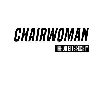 Do Bits Society - Chairwoman by ohmyjays