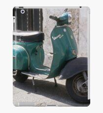 Vespa iPad Case/Skin