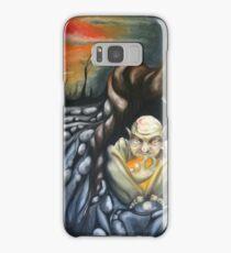 i have withdrawn Samsung Galaxy Case/Skin