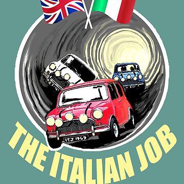 The Italian Job  by Alan67Q