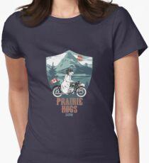Prairie Hogs 2018 Women's Fitted T-Shirt