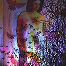 Goddess at Dawn by bev langby