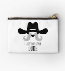 The Big Lebowski - Sam Elliott - I Like Your Style Dude Studio Pouch