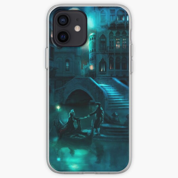 Venice Moon iPhone Soft Case