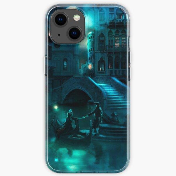 Venice Moon iPhone Soft Case