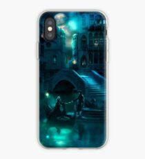 Venice Moon iPhone Case