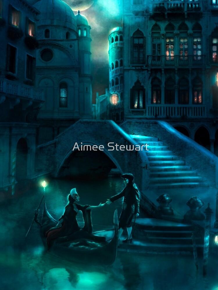 Venice Moon by Foxfires