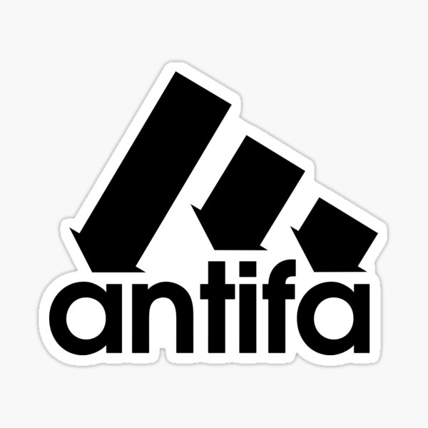 Antifa Sticker
