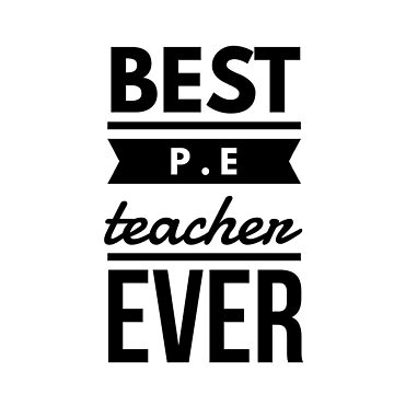 Best p.e teacher by CharlyB