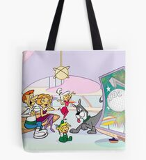 jetson's new year Tote Bag