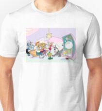 Jetsons neues Jahr Slim Fit T-Shirt