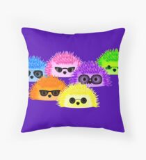Papparazzi Ready Throw Pillow