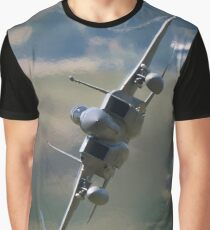 """Mc.Donnell Douglas F-15C """"Eagle"""" of the 493rd Fighter Squadron """"The Grim Reapers"""" Graphic T-Shirt"""