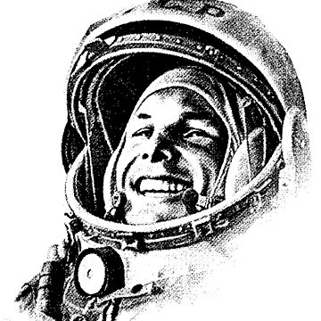 YURI GAGARIN-CCCP 2 by IMPACTEES