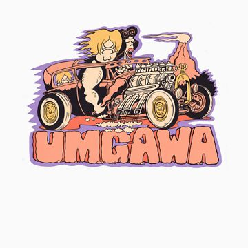 Umgawa Family Man by paulhughes