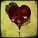 Beaten Heart by Christian Scheuer