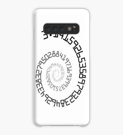 PI Spiral 004 Sticker Case/Skin for Samsung Galaxy