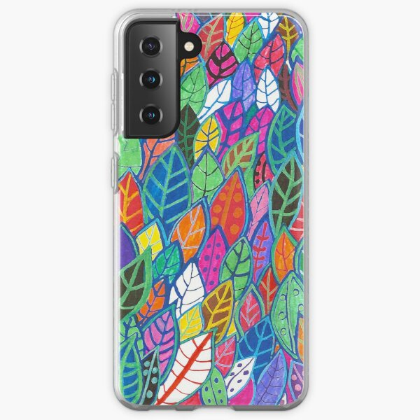Leaves, Leaves, Leaves Samsung Galaxy Soft Case