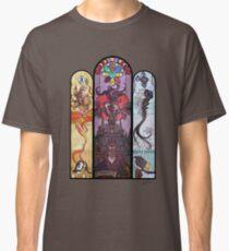 Camiseta clásica Vitral de Yharnam