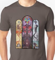 Yharnam Stained Glass Unisex T-Shirt