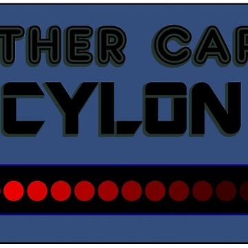 My other car is a Cylon sticker by sketchydude