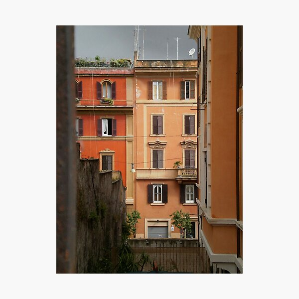 Before the Roman Storm Photographic Print