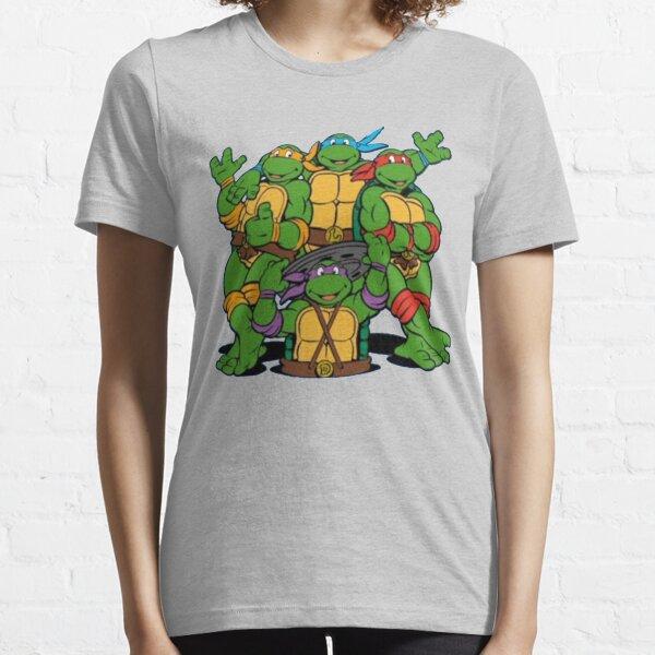 Teenage Mutant Ninja Turtles Essential T-Shirt