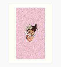 XXXTENTATION Art Print