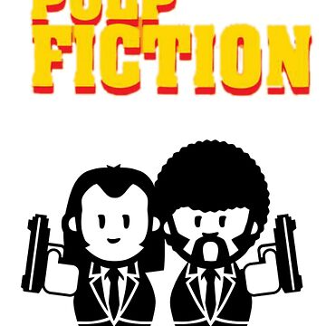 Pulp Fiction - Vic Vega & Jules by marcusfpa