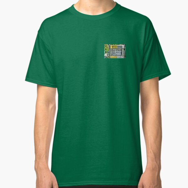 Sassafras Pump - Detail Collection Classic T-Shirt