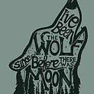 The Wolf by Dylan Morang