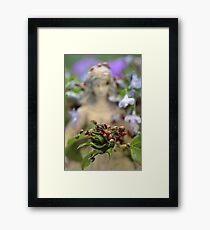 Ladybug Dreams  Framed Print