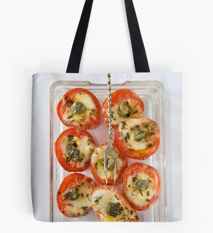 Finger food Tote Bag