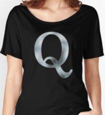 QAnon - Q Clearance Regierungsinsider Loose Fit T-Shirt