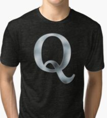 QAnon - Q Clearance Government Insider Tri-blend T-Shirt