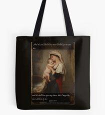 Really Terrible Bible Inspirations Gen. 30:3 Tote Bag