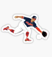 Francisco Lindor, MLB Sticker