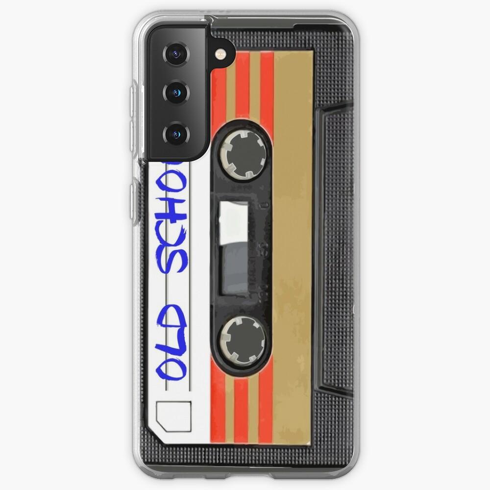 Old school music Case & Skin for Samsung Galaxy