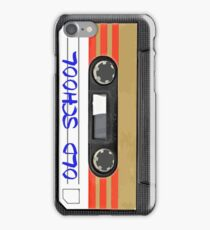 Old school music iPhone Case/Skin