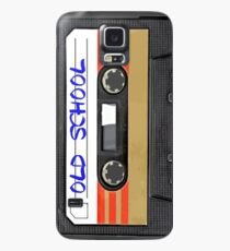 Old school music Case/Skin for Samsung Galaxy