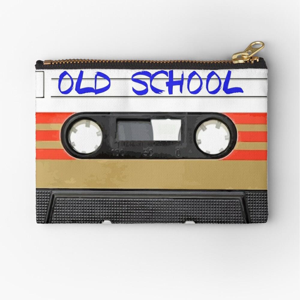 Musica de la vieja escuela Bolsos de mano